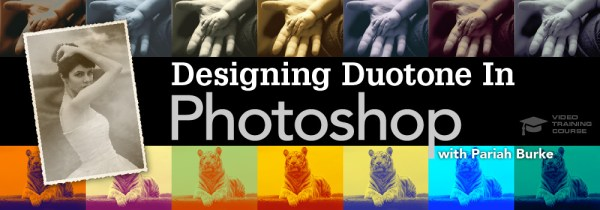 Designing in Monotone, Duotone, Tritone, and Quadtone in Photoshop