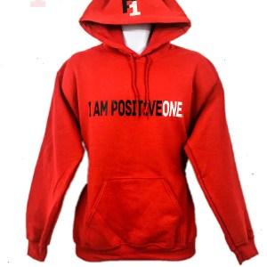 I Am PositiveOne Hoodie