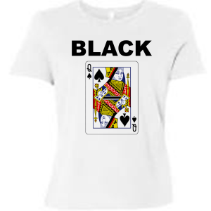 Black Queen of Spades Regular