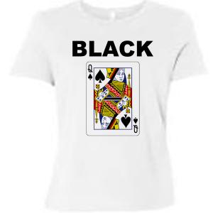 Black Queen of Spades Regular