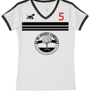 Ladies Regular Soccer Jersey