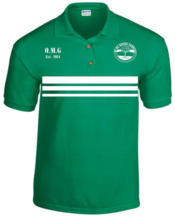 OMG Est. 2014 Polo Shirt