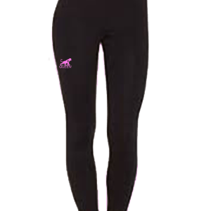 Limited Edition P1 Queen Leggings Breast Cancer Awareness Month