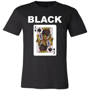 Black King of Spades by @ dalogobro (IG) Custom Designs