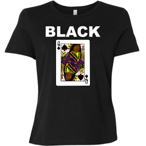 Black Queen Sheba by @Dalogobro Custom Design