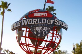 Disney World Social Media Moms Celebration 2010 - ESPN World of Sports - http://iamsherrelle.com