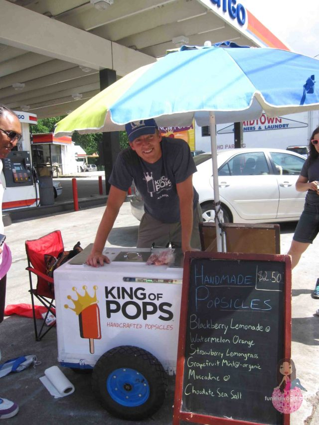 Best Thing I Ever Ate: King Of Pops - Sherrelle