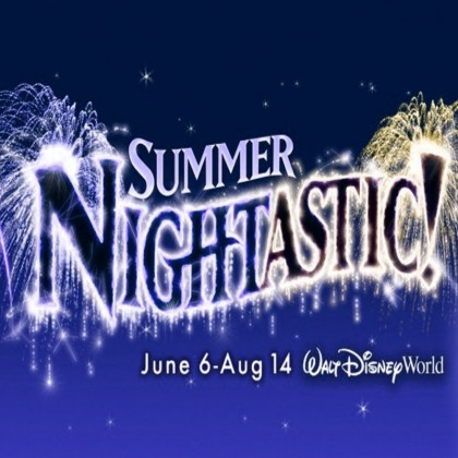 Disney World Summer Nightastic http://iamsherrelle.com