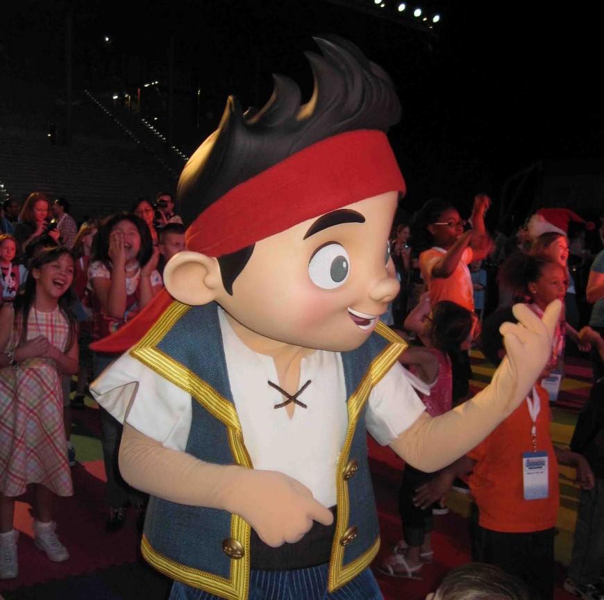 Disney Social Media Moms - Jake Pirate - http://iamsherrelle.com