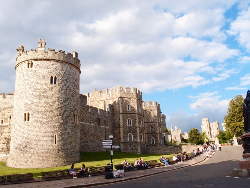 London Sightseeing - Windsor Castle - http://iamsherrelle.com