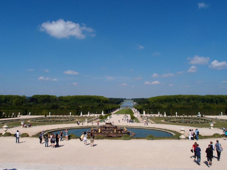 Versailles Gardens http://iamsherrelle.com