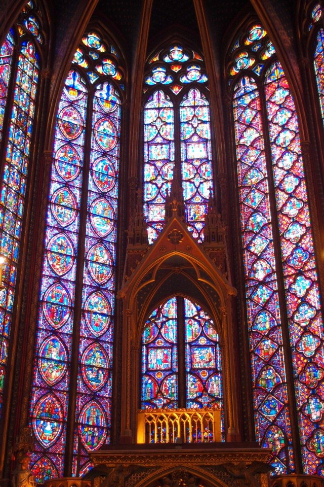 Paris Alone - Sainte-Chapelle - http://iamsherrelle.com