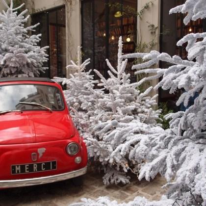 Paris in December - Merci http://iamsherrelle.com