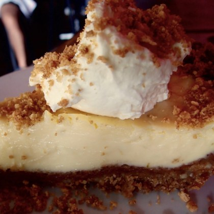 Best Key Lime Pie - Lokal - http://iamsherrelle.com