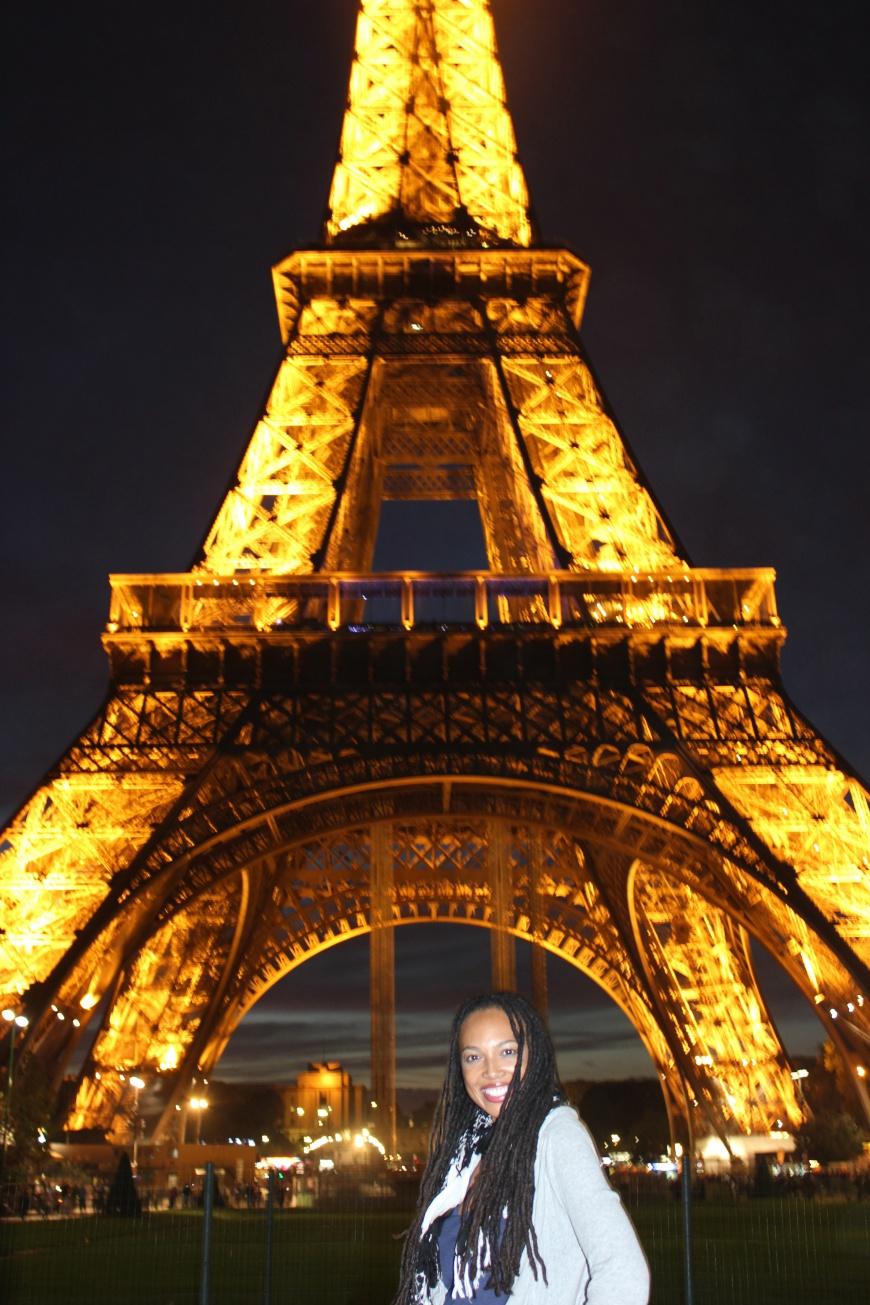 Eiffel Tower & Me http://iamsherrelle.com