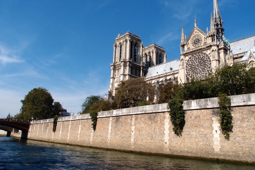 Seine Notre Dame http://iamsherrelle.com