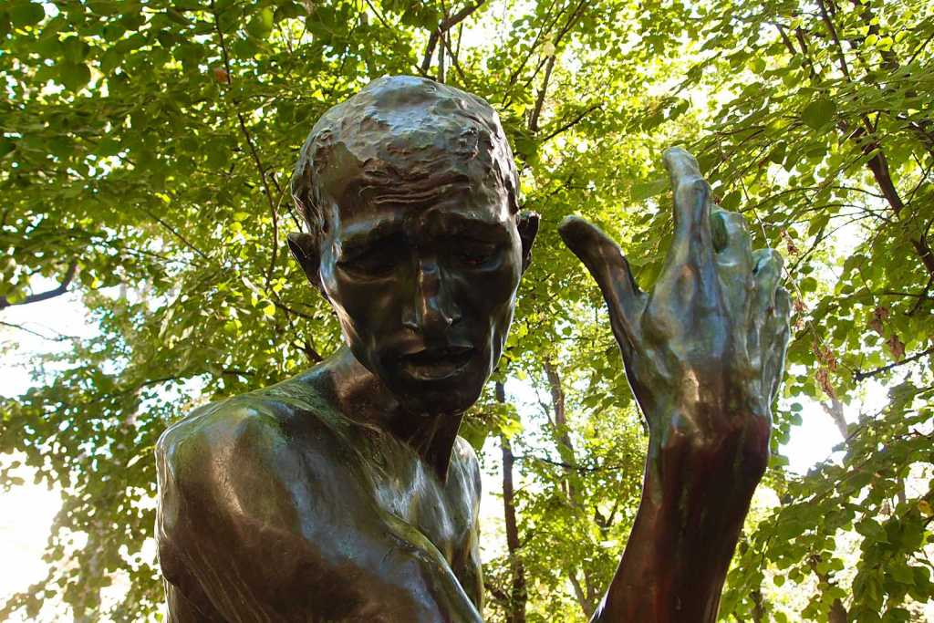 How To See Paris in 4 Days: Musée Rodin garden