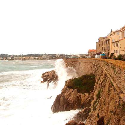 The South of France: Antibes and Juan-les-Pins