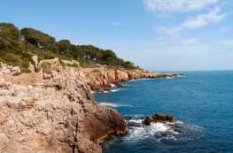 How to hike Le Sentier du Littoral, Cap d'Antibes