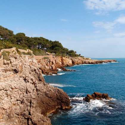 How to hike Le Sentier du Littoral, Cap d'Antibes