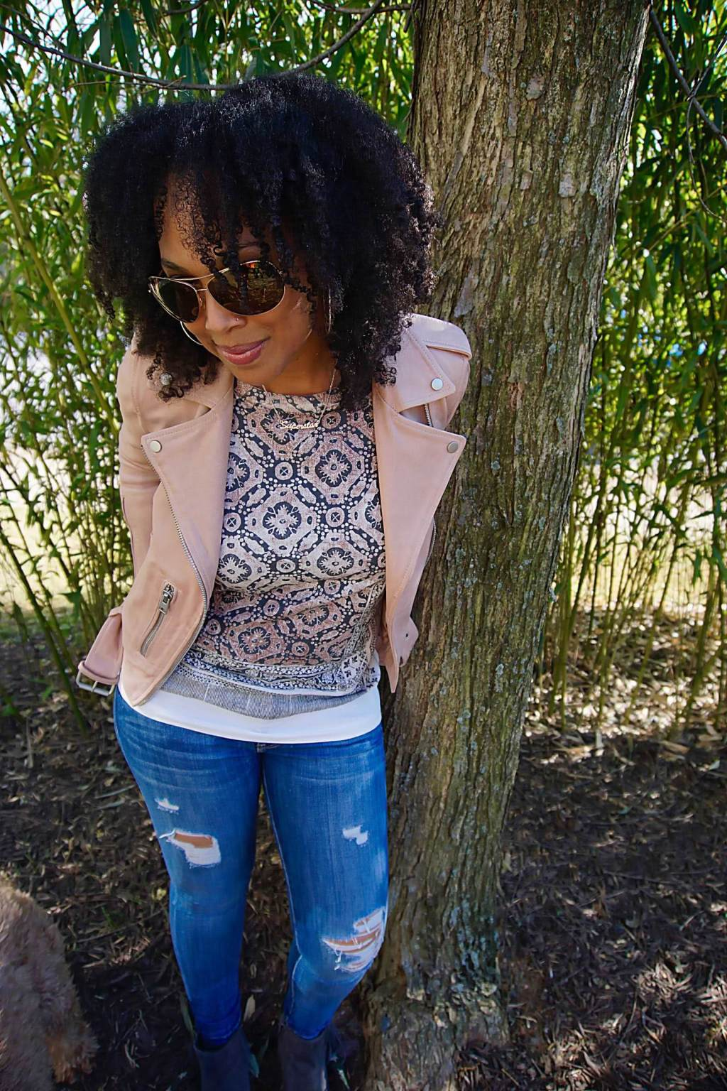 What to wear for effortless cool - it's easier than you think (in fact effortless). | My Syle | Allsaints | Current Elliott | Sam Edelman - Sherrelle