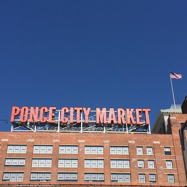 10 Things I Love About Atlanta - Ponce City Market. - Sherrelle