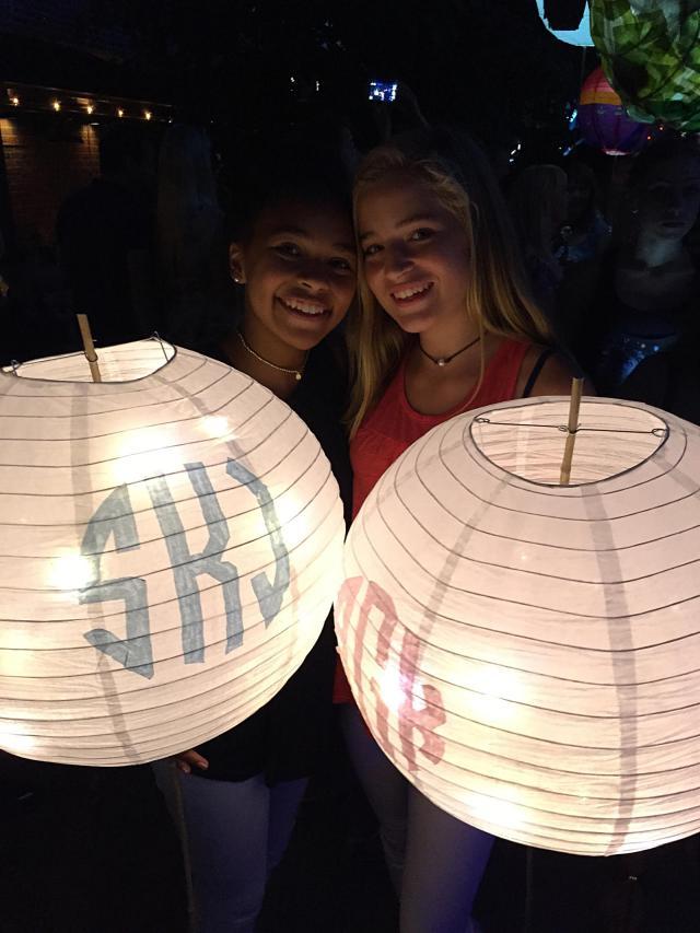 10 Things I Love About Atlanta. - Sherrelle | beltline | lantern parade