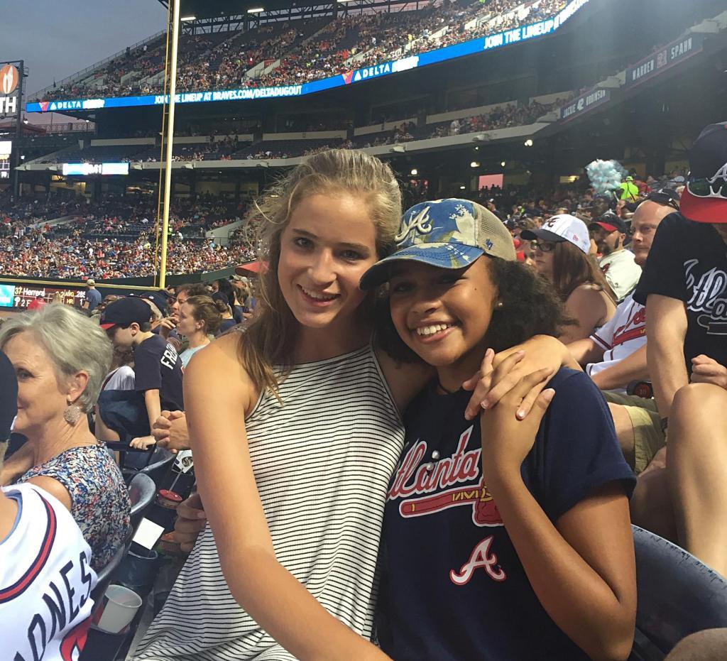 10 Things I Love About Atlanta. - Sherrelle | Atlanta Braves