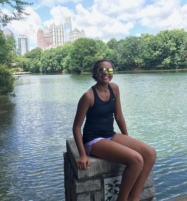 10 Things I Love About Atlanta. - Sherrelle | Piedmont Park