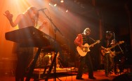 Skittish playing live in Minneapolis