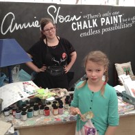 Annie Sloan's Chalk paints
