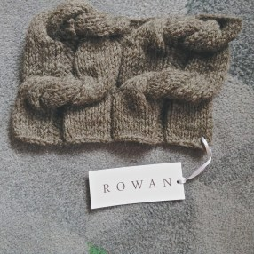3D knitting sample