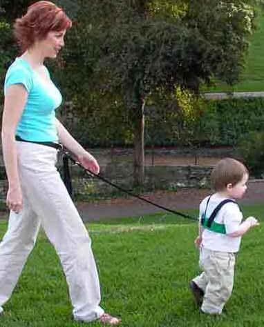 Kids on Leashes (1/2)