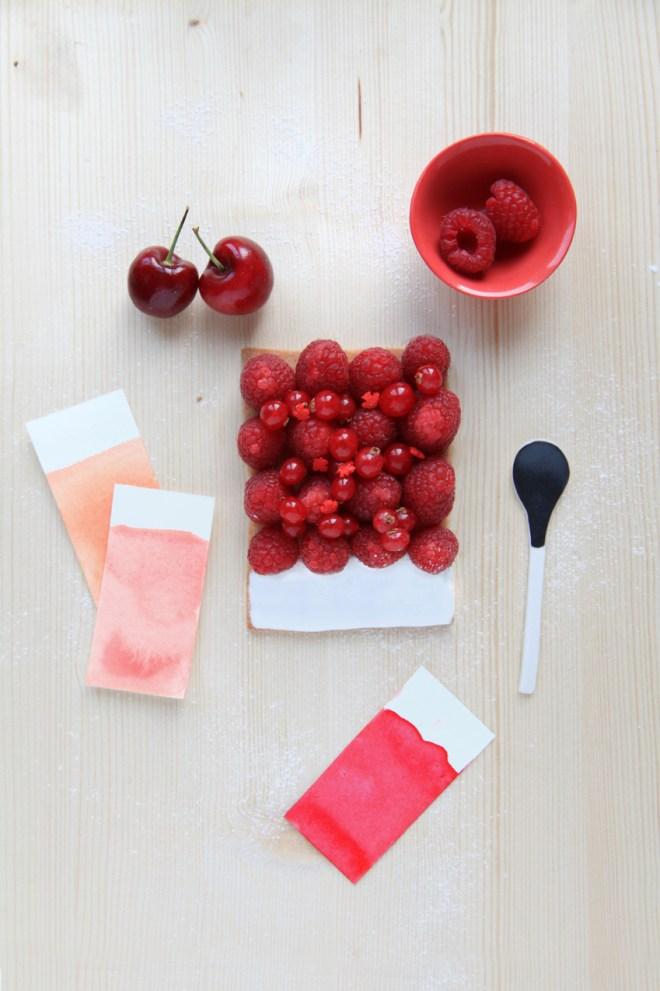 griottes pantone fotografia culinaria