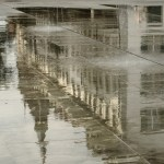 bundesplatz bern reflection
