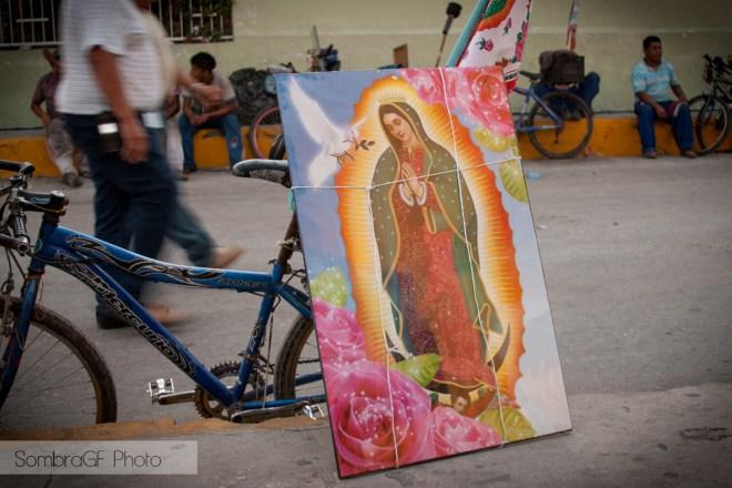 iglesia campeche virgen guadalupe méxico