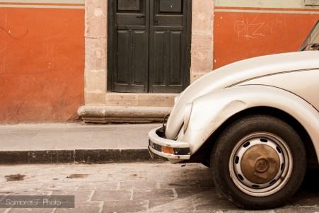 vocho vw Beetle zacatecas mexico escarabajo