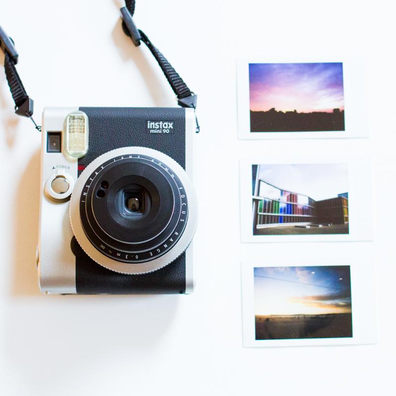 Instax mini 90 Neo Classic : mi experiencia