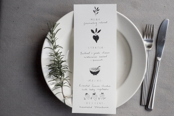 ryn frank wedding stationary