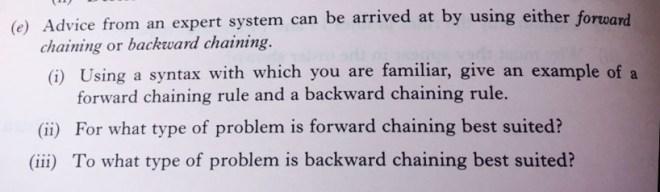 backwardchaining