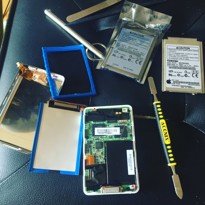 ipod 3rd generation upgrade