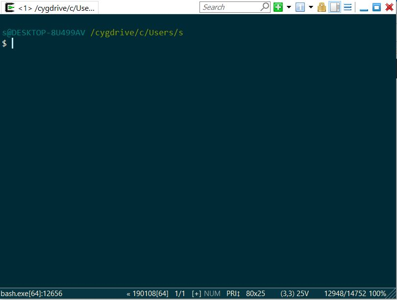 Configuring MinGW and MSYS – Surya Sharma