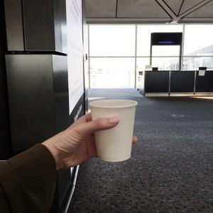 沒想到香港機場有這麼窩心的設定