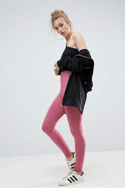 ASOS Leggings With Deep Waistband £10 → £7