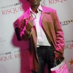 Tabou TMF aka Undefinable One at Angelina Lavo Risque Release at Hudson Terrace