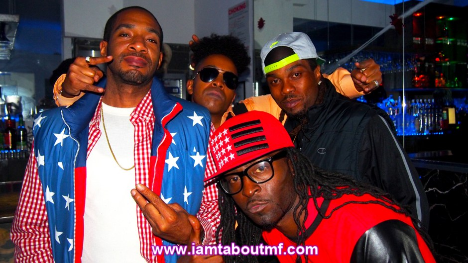 Tabou TMF aka Undefinable One & Friends at Icons & Rebels Soulcase