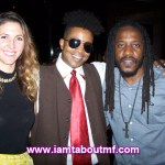 Tiffany, Tabou TMF aka Undefinable One & Wayne Marshall at Stone Rose Lounge NYC