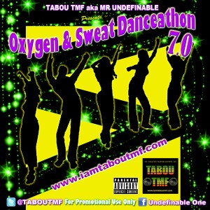 Tabou TMF - Oxygen & Sweat Danceathon 7.0