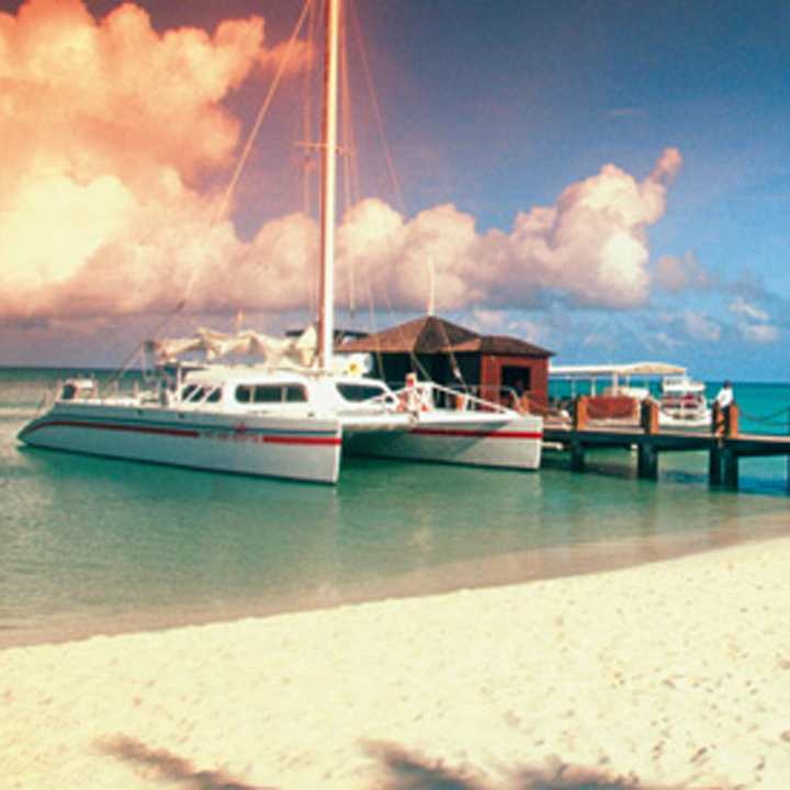 Aruba - Beach & Boat