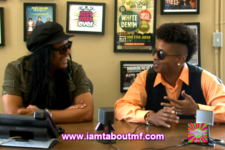 Maxi Priest and Tabou TMF aka Undefinable One
